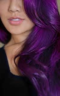 purple hair color pictures mistery 6 plum mistique violet purple hair color hairchalk