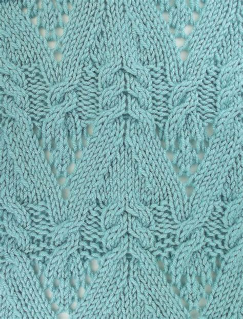 twisted knitting stitches 16 best images about june 2013 knitting stitch patterns on