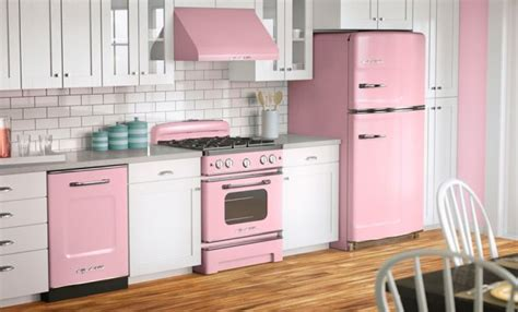 dream kitchen appliances 14 dream designed small kitchen in pink color that will
