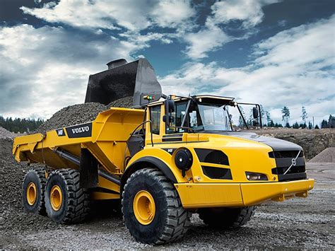Volvo F Series Haul Trucks Build On Tradition