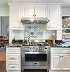 kitchen tile idea 25 creative patchwork tile ideas of color and pattern