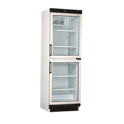 frigo 2 porte frigo vitrine horizontale avec deux compartiments 2 portes