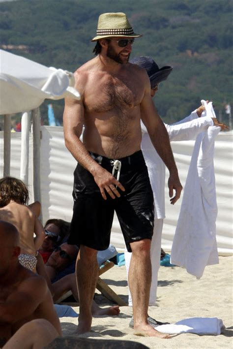 how much can hugh jackman bench dlisted hugh jackman is always at the beach
