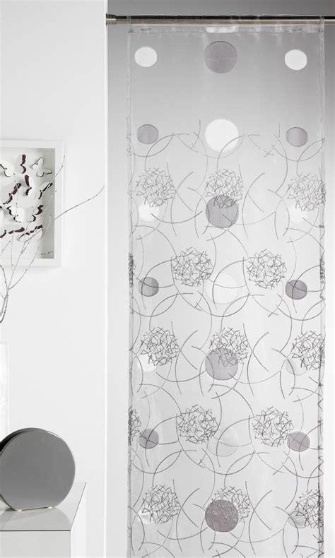 panneau japonais brod 233 motifs lune gris homemaison