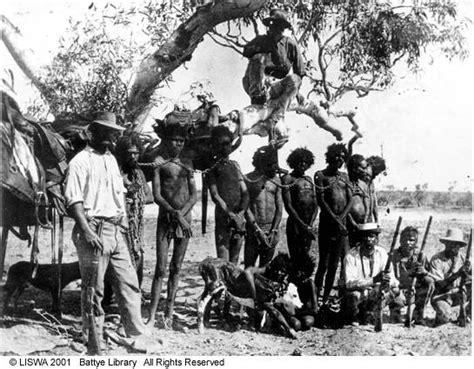 prisoners of frontier wars blackbirding chain gangs