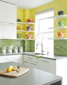 Yellow And White Kitchen Ideas by Cheerful Summer Interiors 50 Green And Yellow Kitchen