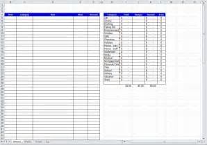 daily expense template daily expenses tracker daily expenses tracker template