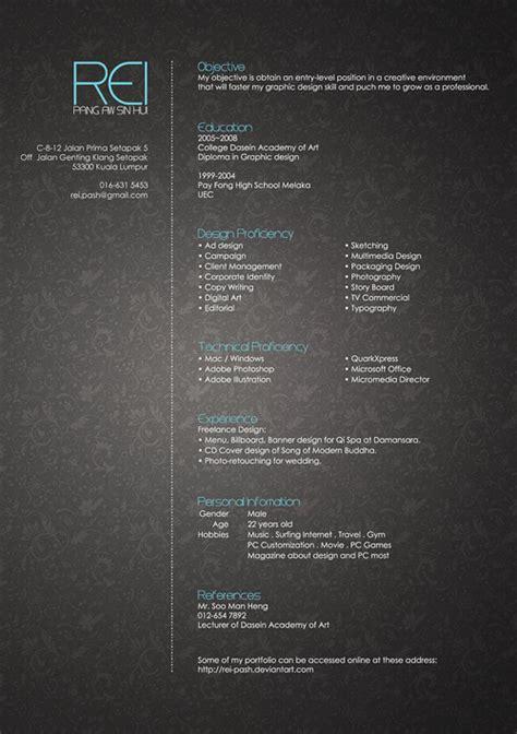 Best Resume Format Architects by Die Etwas Andere Bewerbung Print24 Blog