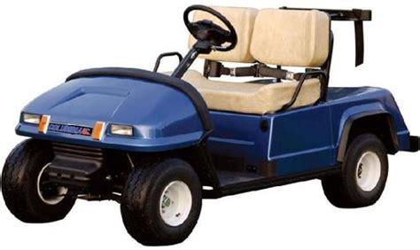 columbia parcar golf buggy petrol electric repair manual downlo
