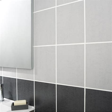 Impressionnant Prix Carrelage Salle De Bain Leroy Merlin #4: Carrelage-mural-fly-aero-aero-en-faience-gris-clair-20-x-25-cm.jpg