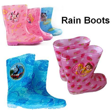 Sepatu Boots Frozen boot sepatu boots anak untuk musim hujan frozen hello elevenia