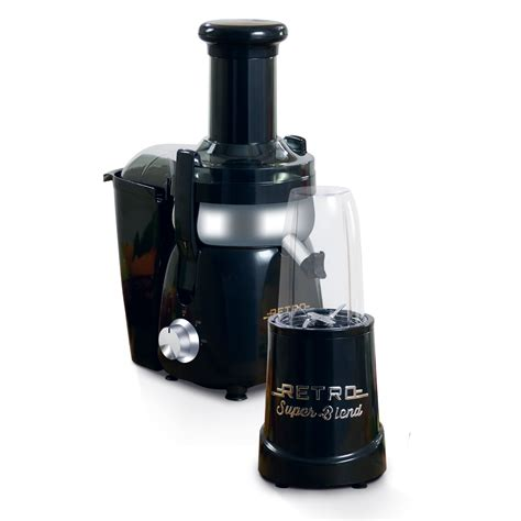 Blender Juice retro fast juicer blender juice master