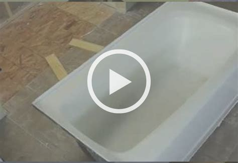remove old bathtub how to remove and replace a bathtub at the home depot