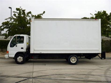isuzu box truck 2000 isuzu box truck
