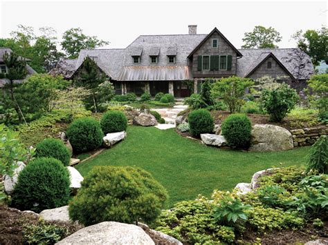evergreen landscaping photo page hgtv