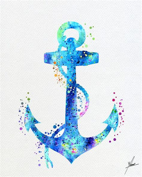 watercolor tattoo anchor 25 best ideas about watercolor anchor on