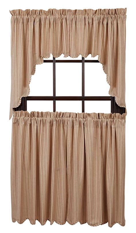 36 x 36 curtains millie lined scalloped curtain tiers 36 quot w x 36 quot l