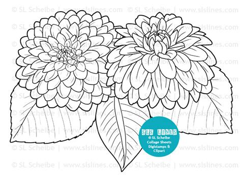 flower collage coloring page icolor whimsical 458x630 flower collagecoloring