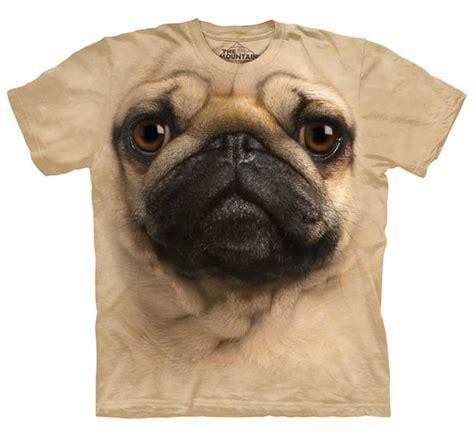 trek pug big pug t shirt