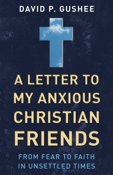 forged in from fear to faith books a letter to my anxious christian friends from fear to