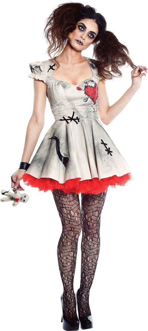 party city halloween costumes for adults voodoo doll costume party city halloween