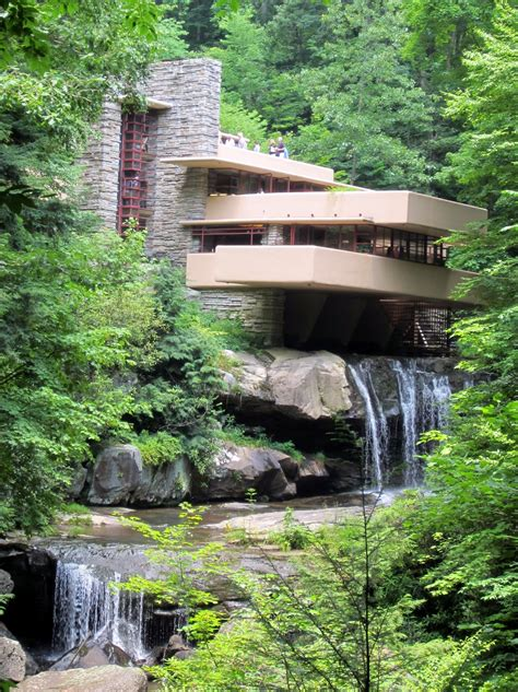 falling water in the great midwest fallingwater