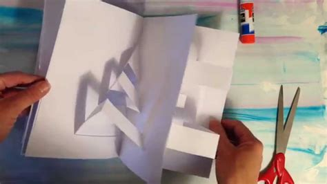 How To Make A Pop Up Book Out Of Paper - how to make a pop up book