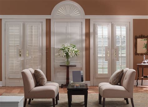 picture window treatments shutters from 3 blind mice window coverings san diego ca