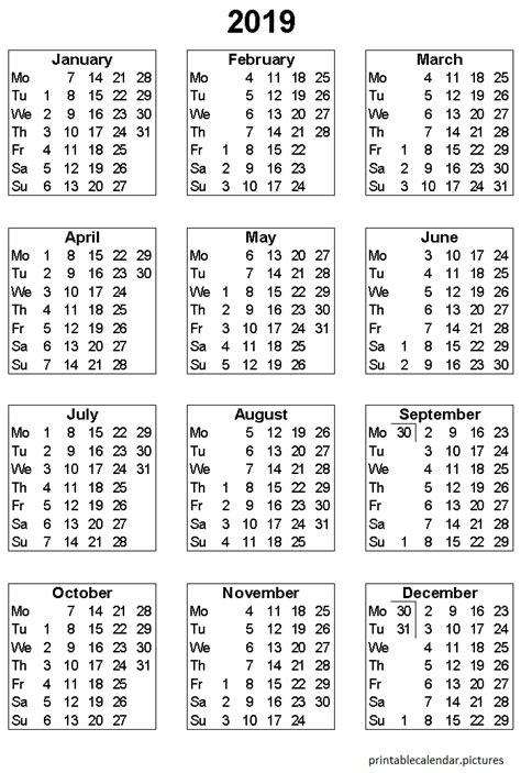 printable yearly calendar  monthly calendar printable monthly calendar print calendar