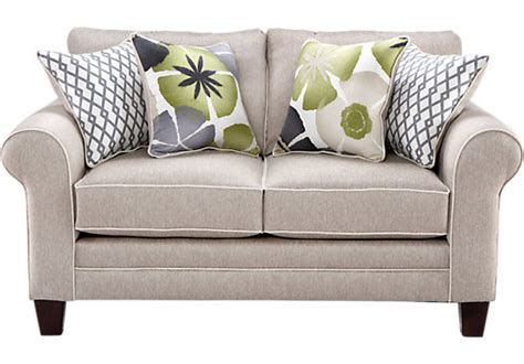 Rooms To Go Loveseat by Lilith Pond Loveseat Loveseats