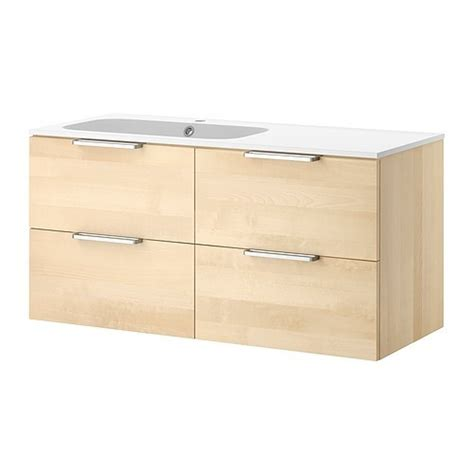 ikea bath cabinets ikea godmorgon norrviken sink cabinet with 4 drawers