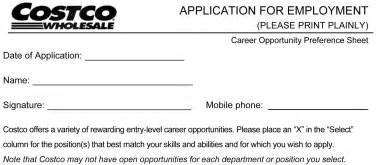 Mcdonald s job application form 2364 183 1238
