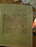Image result for obama birth certificate