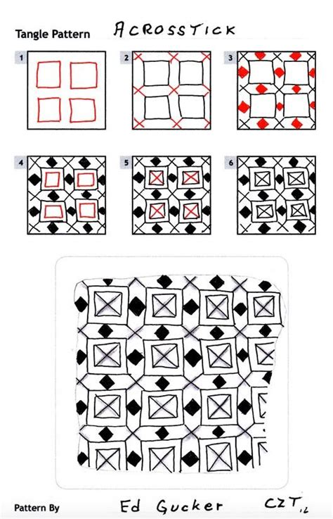 zentangle pattern directory 17 best images about tangles on pinterest doodle