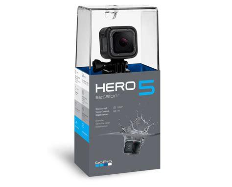 gp pro gopro videocamera impermeabile hero5 session