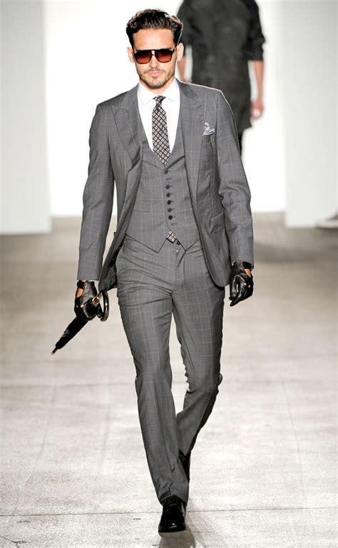 Three Suit Suit Swag