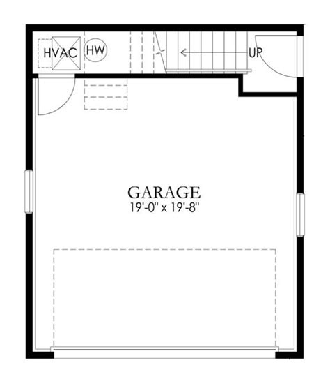 standard size garage garage design ideas door placement and common dimensions