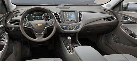 Chevy Malibu 2017 Interior by 2017 Chevy Malibu Hybrid Review Green Car News And Reviews