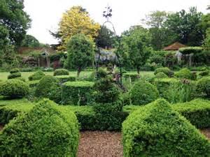 Pictures Of A Garden National Trust Scones West Green House Garden