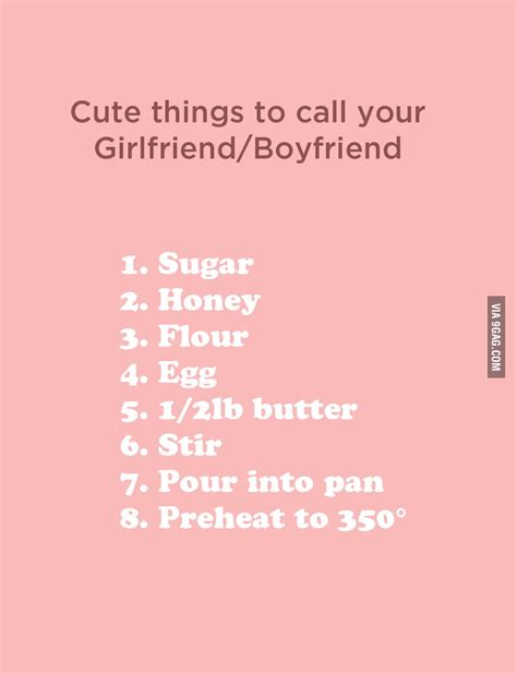 how to be sexier for your man in bed cute things to call your girlfriend boyfriend 9gag