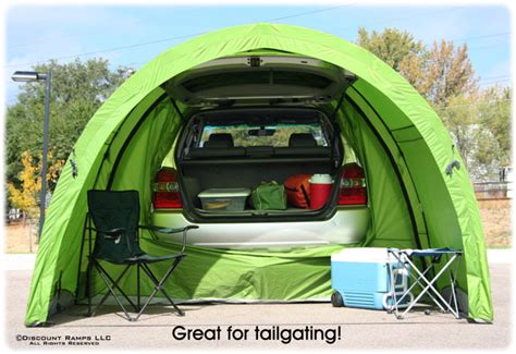 Tailgate Awning by Archaus Shelter Tailgate Tent Tailgate Tent