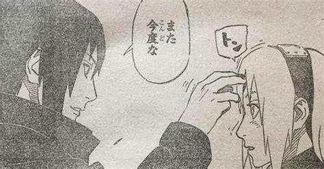 film naruto udah nikah blog murid sd spoiler naruto chapter 699 dan 700