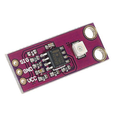 Guva S12sd Uv Sensor Ml8521 Ultraviolet Uv Detection Sensor Module 5pcs guva s12sd 240nm 370nm uv detection sensor module light sensor for arduino alex nld