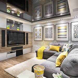 decoration sous sol idees amenagement accueil design et