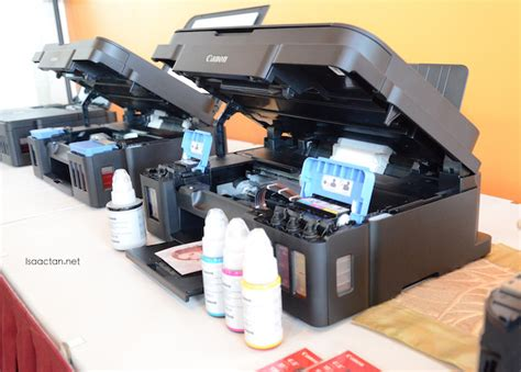 Printer Canon Pixma G3000 canon s roll out of inkjet printers pixma g