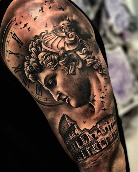 rome tattoo 2 154 likes 9 comments tattoosnob tattoosnob on