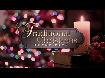 christmas themes pack traditional christmas theme pack life scribe media