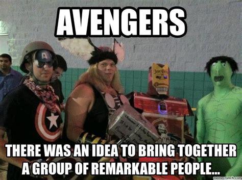 Meme To - avengers meme