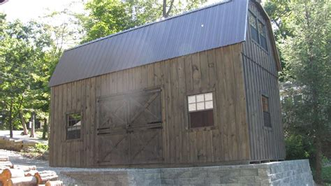 Large 2 Story Sheds by 2 Story Single Wide Sheds And Modular Garages The Barn