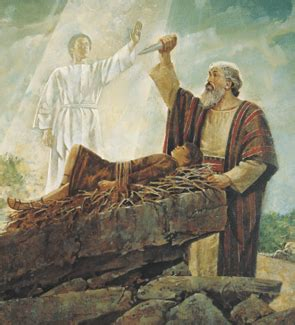 did abraham kill his son isaac belovedperiod2 family
